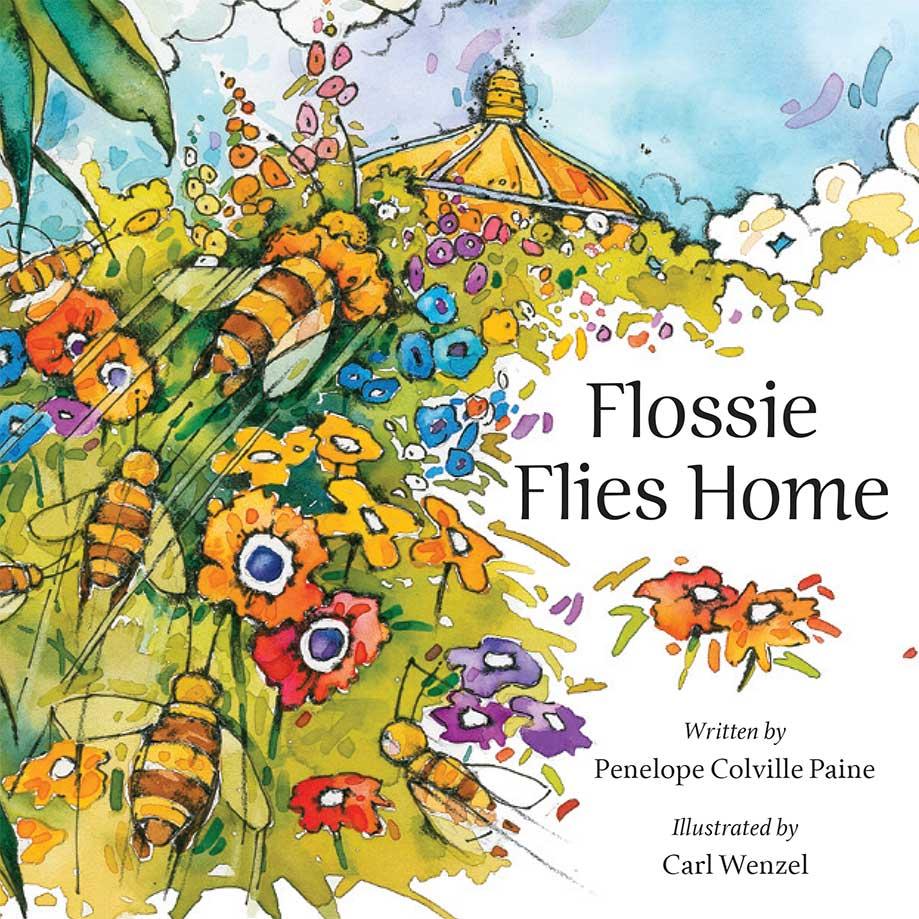 Flossie Flys Home